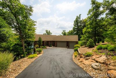 Lake Ozark Single Family Home For Sale: 94 Welsh Road