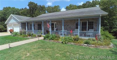 Single Family Home For Sale: 20 Meadow Lake Circle