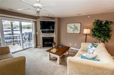 Camdenton Condo For Sale: 626 Clearwater Drive #2C