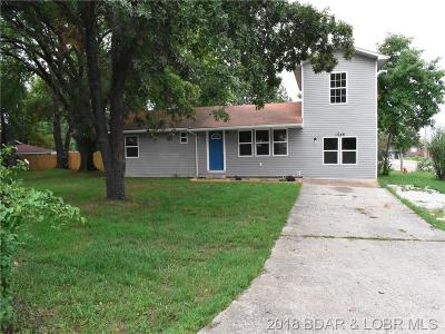 Osage Beach Single Family Home For Sale: 1046 Red Bud Road