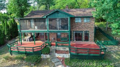 Sunrise Beach Single Family Home For Sale: 130 Scenic Circle