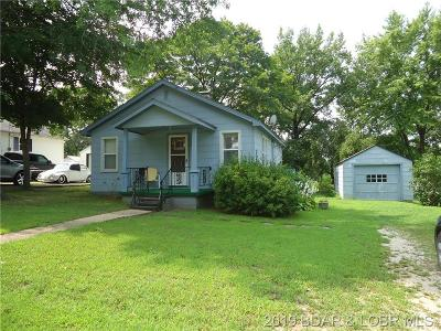 Stover Single Family Home For Sale: 203 Hickory Street S