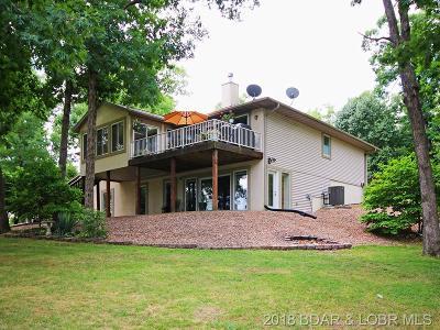Camdenton Single Family Home For Sale: 162 Buck Deer Lane