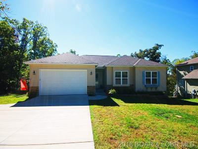 Single Family Home For Sale: 772 Cornett Branch Road