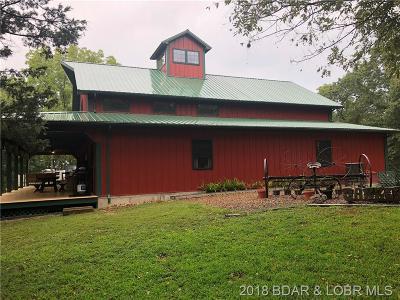 Eldon Single Family Home For Sale: 11 Copperhead Road