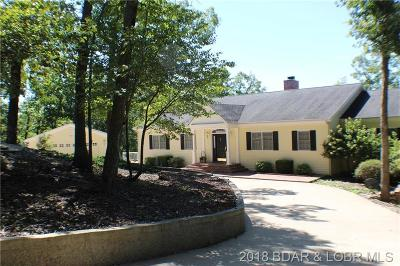 Rocky Mount Single Family Home For Sale: 18019 Bogue Drive