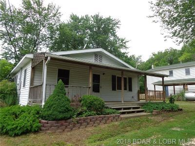 Gravois Mills Single Family Home For Sale: 28265 Kneedler Road