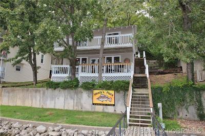 Linn Creek Single Family Home Contingent: 150 Tara Racetrack Cove