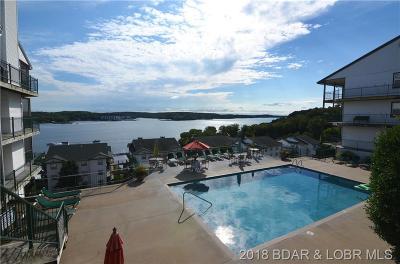 Lake Ozark Condo For Sale: 1407 Harbour Towne Drive W #1407