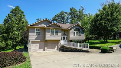 Camdenton Single Family Home For Sale: 8 Tranquil Point