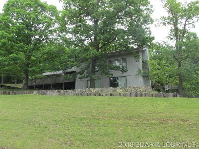 Lake Ozark Single Family Home For Sale: 179 Hillside Road E
