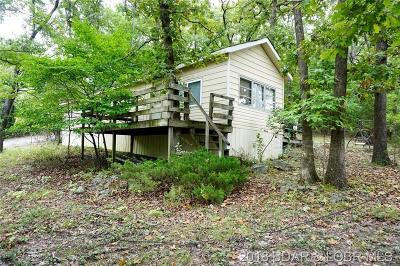 Osage Beach Single Family Home Contingent: 1173 Guenther Lane