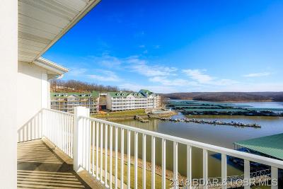 Osage Beach Condo For Sale: 4800 Eagleview Drive #645