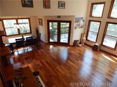 Eldon Single Family Home For Sale: 33 Bluff Drive
