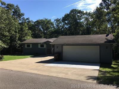 Camdenton Single Family Home For Sale: 212 Shade Tree Drive
