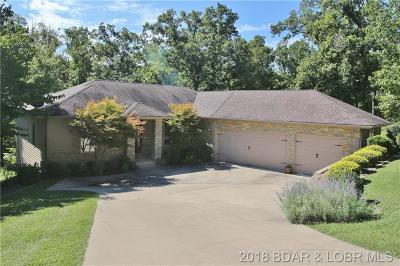 Lake Ozark MO Single Family Home For Sale: $479,900