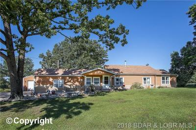 Roach Single Family Home Contingent: 11385 State Road J