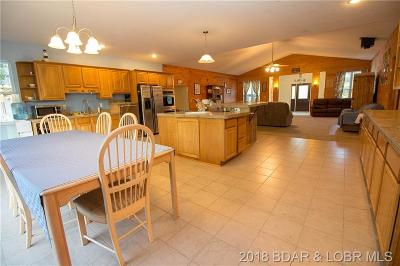 Camdenton Single Family Home For Sale: 191 Broken Wheel Ranch Road