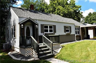 Eldon Single Family Home Contingent: 311 N Chestnut Street