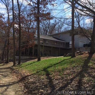 Lake Ozark Single Family Home Contingent: 18 Eagles Nest Drive