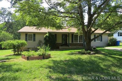 Single Family Home For Sale: 22793 Pleasant Drive