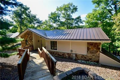 Lake Ozark Single Family Home For Sale: 284 Palisades Drive