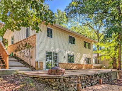 Lake Ozark Single Family Home Contingent: 37 Bob White Lane