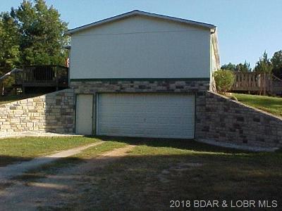 Macks Creek Single Family Home Contingent: 1076 Twelve Oaks Drive