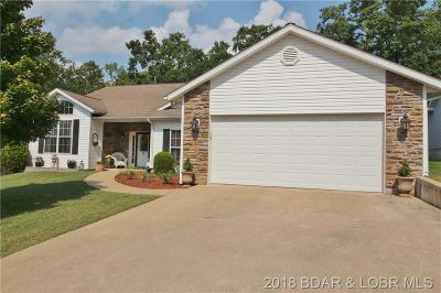 Osage Beach MO Single Family Home For Sale: $213,900