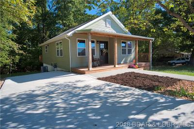 Lake Ozark Single Family Home For Sale: 1500 School Road