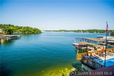 Lake Ozark Condo For Sale: 673 Lucy Road #8