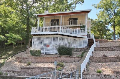 Osage Beach Single Family Home Contingent: 6616 Pebbles Court