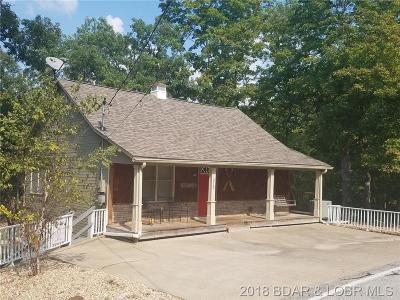 Lake Ozark Single Family Home For Sale: 229 Wye Drive