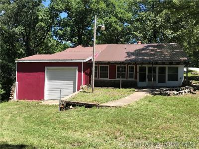 Edwards Single Family Home For Sale: 105 Central Ozark Road
