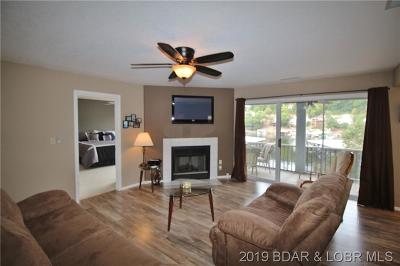 Benton County, Camden County, Cole County, Dallas County, Laclede County, Miller County, Moniteau County, Morgan County, Pulaski County Condo For Sale: 258 Regatta Bay Drive #2D