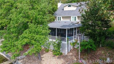 Sunrise Beach Single Family Home For Sale: 199 Hickory Hollow Road