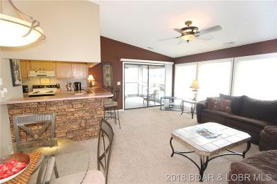 Lake Ozark Condo For Sale: 56 Branch Road #343