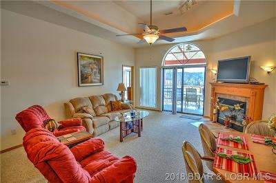 Lake Ozark Condo For Sale: 50 Aqua Fin Drive #4B
