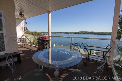 Lake Ozark Condo Contingent: 44 Emerald Bay Drive #2D