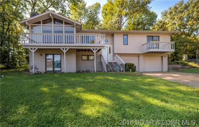 Benton County, Camden County, Cole County, Dallas County, Laclede County, Miller County, Moniteau County, Morgan County, Pulaski County Single Family Home For Sale: 126 Bridgeview Road
