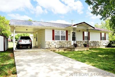 Eldon Single Family Home For Sale: 102 Freeport Avenue