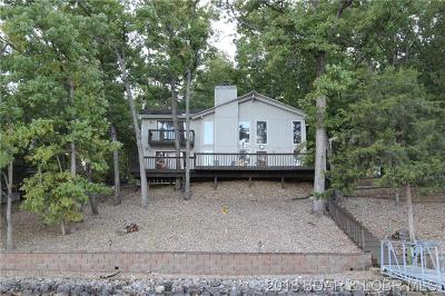 Lake Ozark Single Family Home Contingent: 178 Big Bear Circle