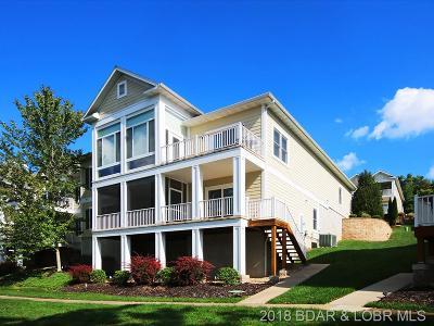 Lake Ozark Townhouse/Villas For Sale: 169 Pebble Beach Lane