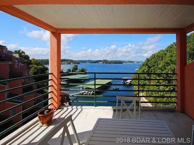 Lake Ozark Condo For Sale: 241 Beach Club Drive #241