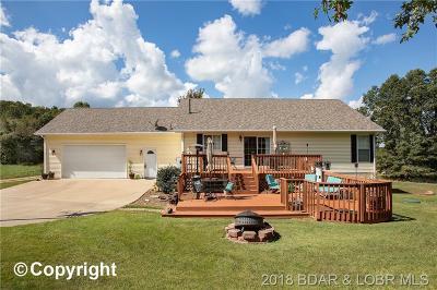 Gravois Mills Single Family Home For Sale: 17039 Oaktop Road