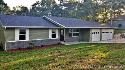 Lake Ozark Single Family Home For Sale: 174 Highline Road