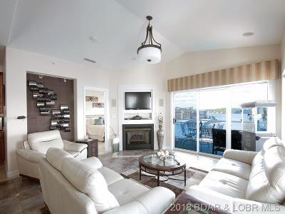 Lake Ozark Condo For Sale: 12 Monarch Cove Court #6D
