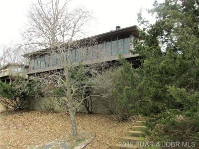 Lake Ozark Single Family Home For Sale: 39 Sunset Drive