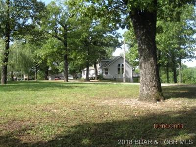 Roach Single Family Home For Sale: 225 Hollow Tree Drive