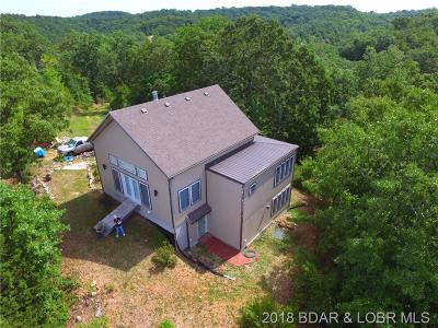 Edwards Single Family Home For Sale: 1400 Central Ozarks (Res) Road